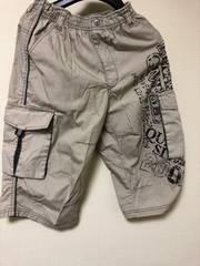 ハーフパンツ/ベージュ/150cm/半ズボン