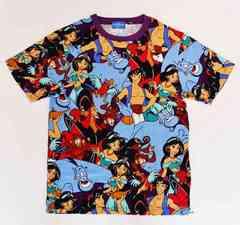東京ディズニーリゾート☆アラジンTシャツ140
