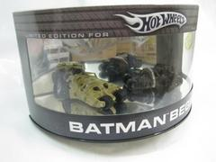 ☆バットマン ビギンズ 「バットモービル 2台セット」 新品