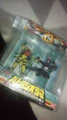 仮面ライダーBLACK!当時物ジオラマバトルセット石ノ森章太郎