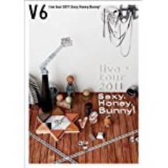 ■DVD『V6 live tour 2011 Sexy.Honey.Bunny 通常版』岡田准一