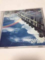 L'Arc〜en〜Ciel GOOD LUCK MY WAY DVD付き