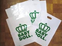 未使用 BABYDOLL★ショップ袋 6枚 ベビードール ショッパー