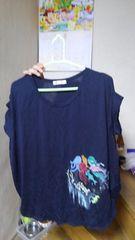 新品 ツモリチサト Tシャツ海シリーズです。