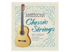 新品 クラシックギター用セット弦 MATSUOKA MC1000HT 切手払可能