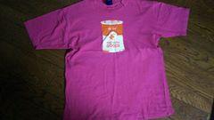 FAB Lサイズ ピンク Tシャツ