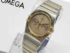 オメガ コンステレーション クロノコンビメンズ腕時計