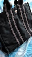 鑑定済王道エルメス人気のブラック定番フールトゥ