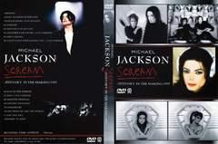 ≪送料無料≫マイケルジャクソン SCREAM -IN THE MAKING-1995