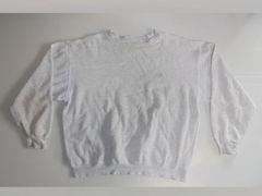 NIKE ナイキ スウェットシャツ トレーナーMヘザーホワイト中古品