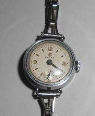戦前頃デザイン〜SEIKO S スモールセコンド腕時計