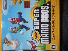 DS「Newスーパーマリオブラザーズ」送料無料。