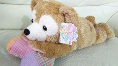 ディズニーシー TDS ハートウォーミング デイズ 可愛い フワフワ ダッフィー 抱き マクラ