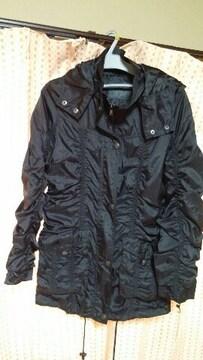 ☆おしゃれなジャケット(Mサイズ)クシュクシュとしたデザイン