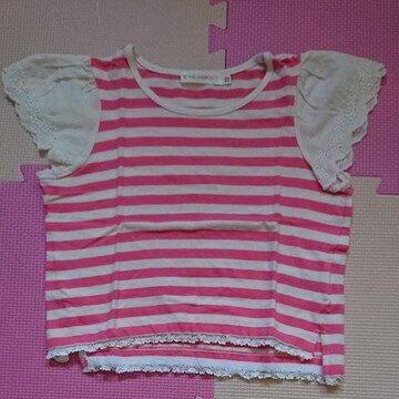 THESHOPTK☆ボーダーTシャツ☆size110