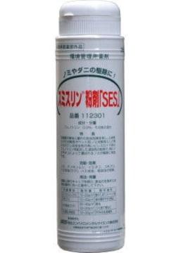ノミ、ダニ、トコジラミ駆除用粉末殺虫剤 スミスリン粉剤 SES 35