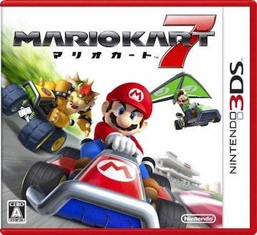 ■Nintendo 3DS『マリオカート7』