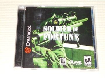 DC★SOLDIER OF FORTUNE 海外版