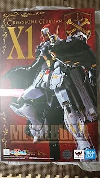 METAL BUILD  メタルビルド  クロスボーンガンダムX1