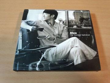 アレックスCD「1集 My Vintage Romance」Alex韓国K-POP●