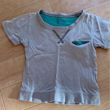 グローバルワーク!kids SサイズTシャツ