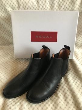 REGAL 革ブーツ