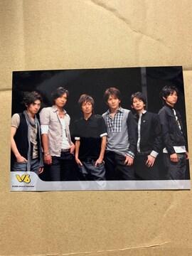 (正規)V6★メンバーオフショット・集合写真