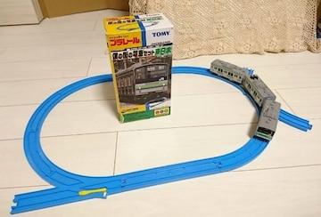 プラレール/僕の街の電車セット東日本205系横浜線/プラレール/限定品★稀少