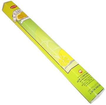 HEM レモン 10size[お香・インド香]