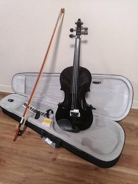 バイオリン ブラック