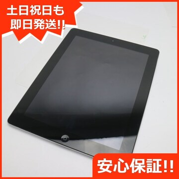 ●安心保証●美品●iPad2 Wi-Fi 32GB ブラック●