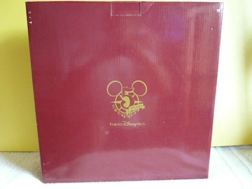 東京ディズニーシー「5周年記念壁掛け時計」(46)