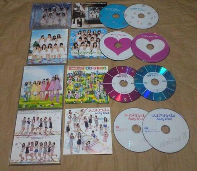 アイドリング!!! DVD 付きCD < タレントグッズの