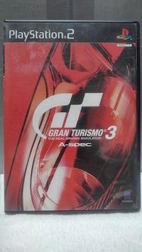 PS2 グランツーリスモ3 Aspec