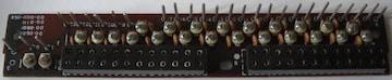 TRIO/クリスタルソケットユニット2個、未使用品!!X50-1100