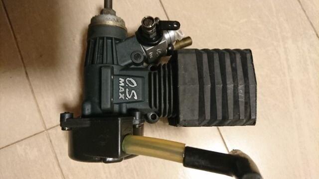 OSCV12ラジコンのエンジン < ホビーの