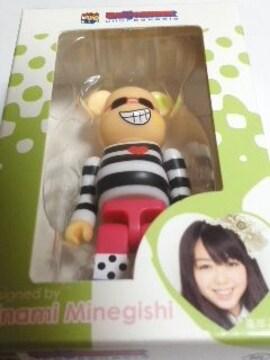 AKB48 ベアブリック ストラップ 峯岸みなみ 非売品