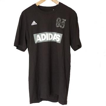 新品◆送料無料◆adidas黒SPORT ID Tシャツ(L)