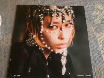 激安!超レア!☆加藤ミリヤ/Femme Fatale☆初回限定盤/CD+DVD☆