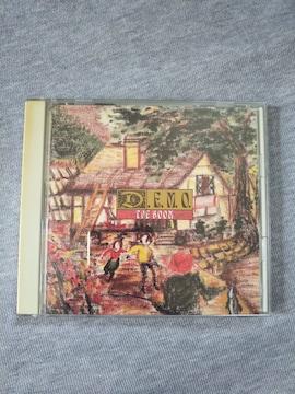 THE BOOM D.E.M.O. CD