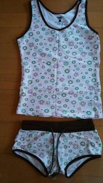 ☆マカプー/巾着袋付き部屋着☆