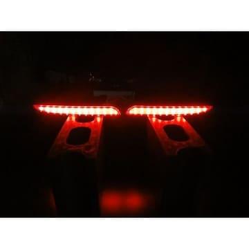マツダ 48連 LED リフレクター リアバンパー ライト ランプ アクセラスポーツ BL系