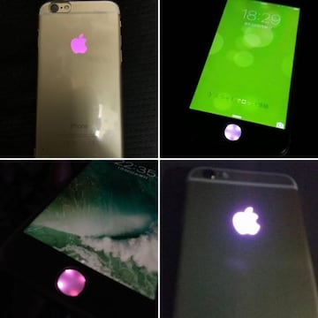 ★iPhone6 LEDカスタム 128GB★