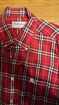 バーバリーLondonシャツ サイズ41