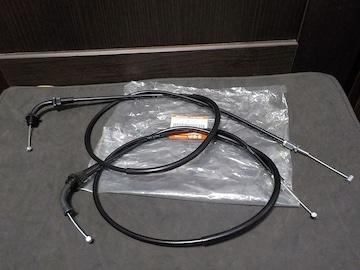 GS400E アクセルワイヤー 新品即決 GS400E2 後期型 SUZUKI純正