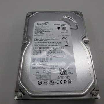 Seagate Barracuda 7200.10 RoHS SERIAL ATA 160GB HDD