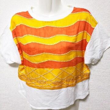 美品、UNTITLED(アンタイトル)のTシャツ