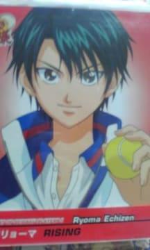 テニスの王子様越前リョーマキャラソン皆川純子