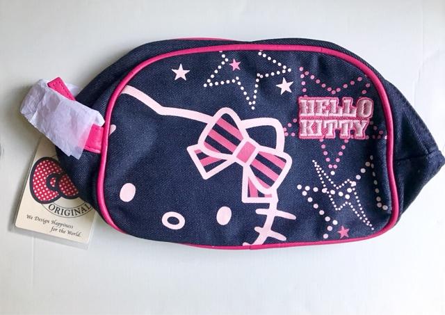 【送料無料】Euro Hello Kitty ユーロキティ セカンドバッグ  < 女性ファッションの