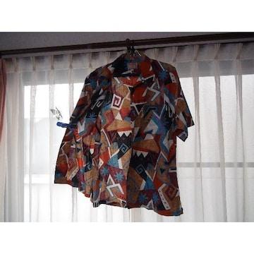 KEARNEY HOUSEのアロハシャツ(L)!